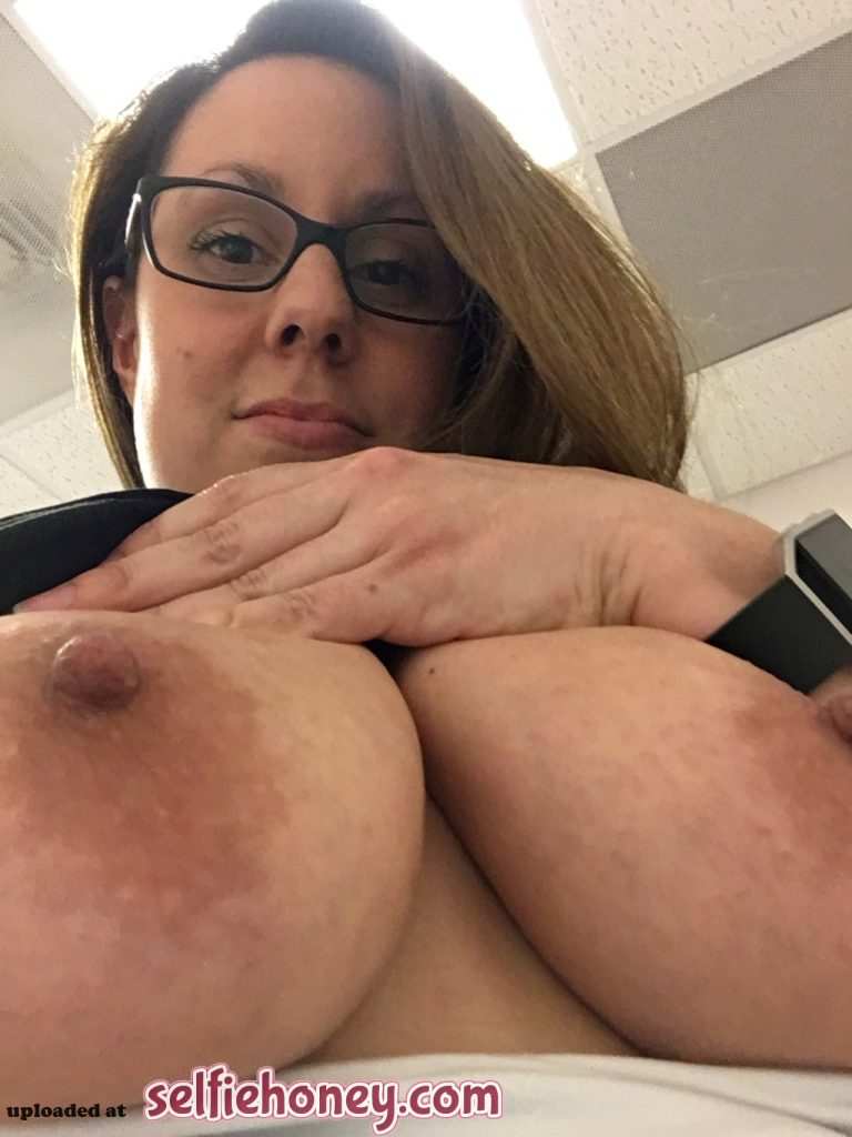 doctor5 768x1024 - Busty Doctor Showing Her Asset