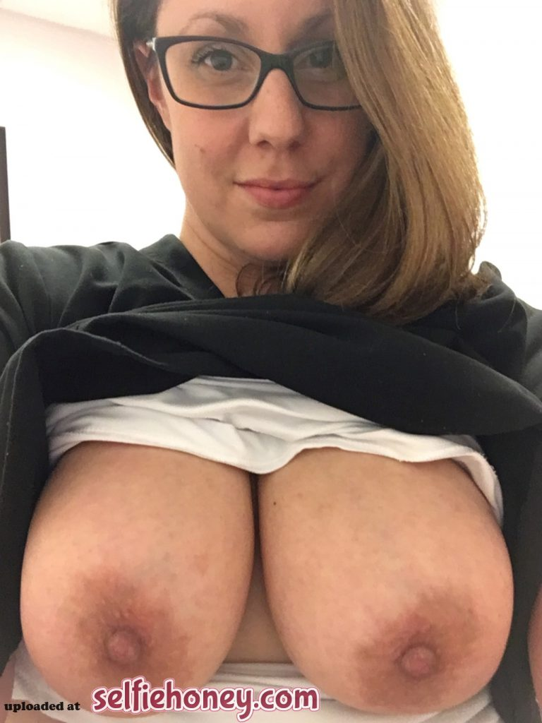 doctor7 768x1024 - Busty Doctor Showing Her Asset