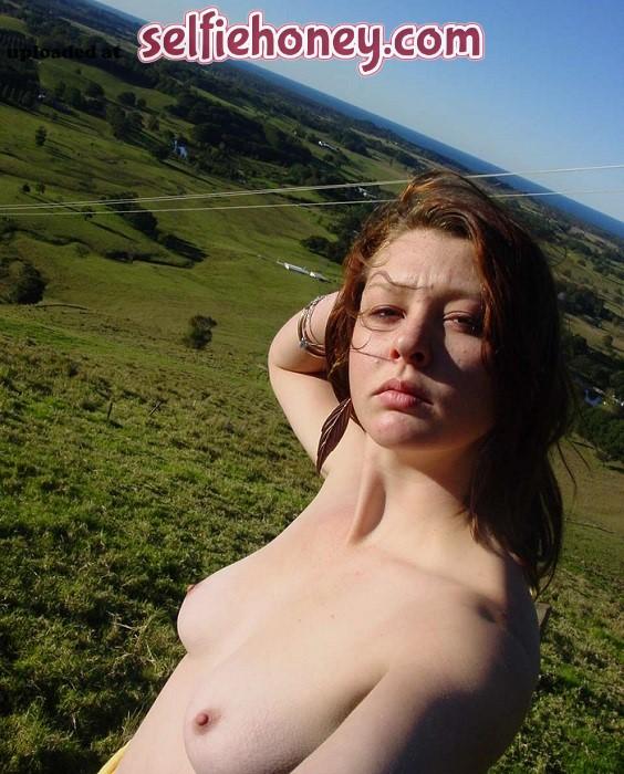 publicselfie 2 - Teen Public Nudity Selfie