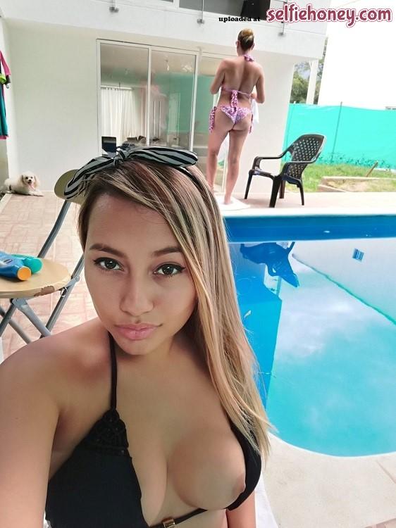 cutelatinaselfie4 - Cute Latina Selfie