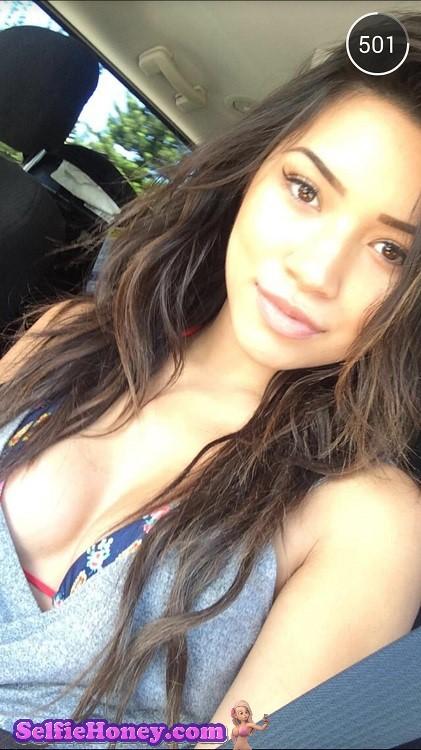 carselfie9 - Nude Girls in Cars Selfie