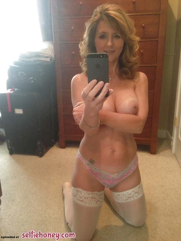 maturemilfselfie3 - Real Amateur Wife Selfie