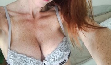 freckledmilf1 360x210 - Milf with Freckles Selfies